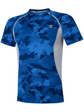 2a19ed68a Product Image Champion Men's Compression Camo Print T-Shirt