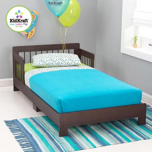 KidKraft Houston Toddler Bed, Multiple Colors