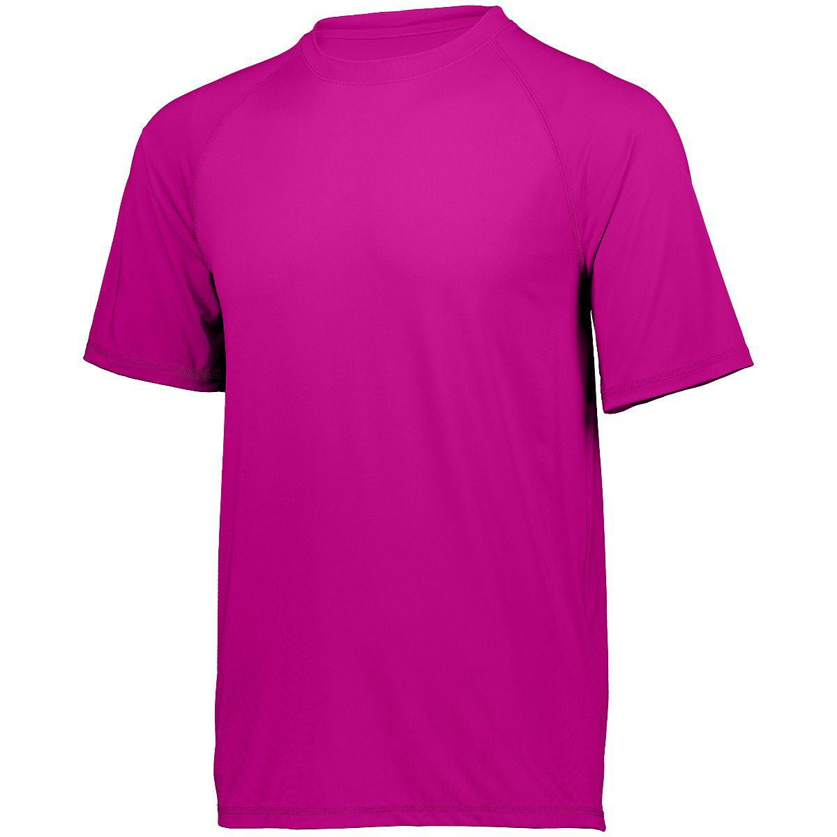 Holloway Youth Swift Wicking Shirt Powpk Xl - image 1 de 1