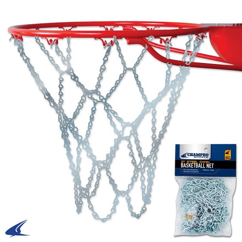 "CHAMPRO 21"" Steel Chain Basketball Net"