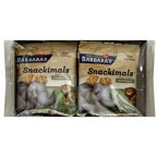 Snackimals: Oatmeal Animal Cookies, 6 Pk (Pack of 6)