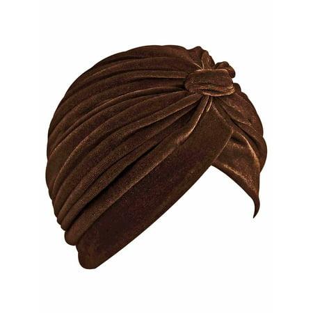 Velvet Turban - Velvet Turban Head Wrap
