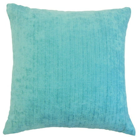 The Pillow Collection Tahsin Solid Outdoor Throw Pillow Walmart Com