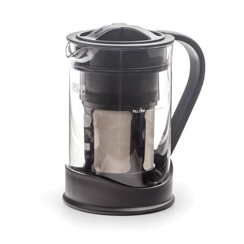 RSVP-INTL 4-Cup Cold Brew Coffee Maker