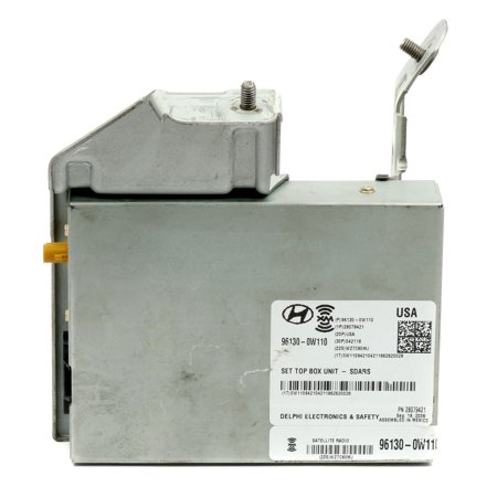 2007-2010 Hyundai SDN Elantra OEM Satellite Receiver Unit Part Number 9613-0W110 - Refurbished