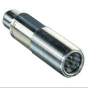IFM OGE500 Photoelectric Sensor,Cylinder,Thru-Beam