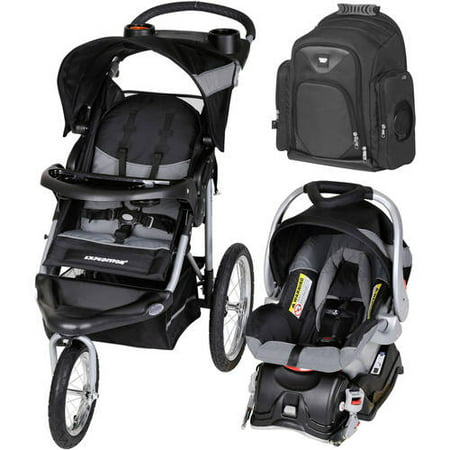 Baby Trend Expedition Jogger Travel System Millennium W