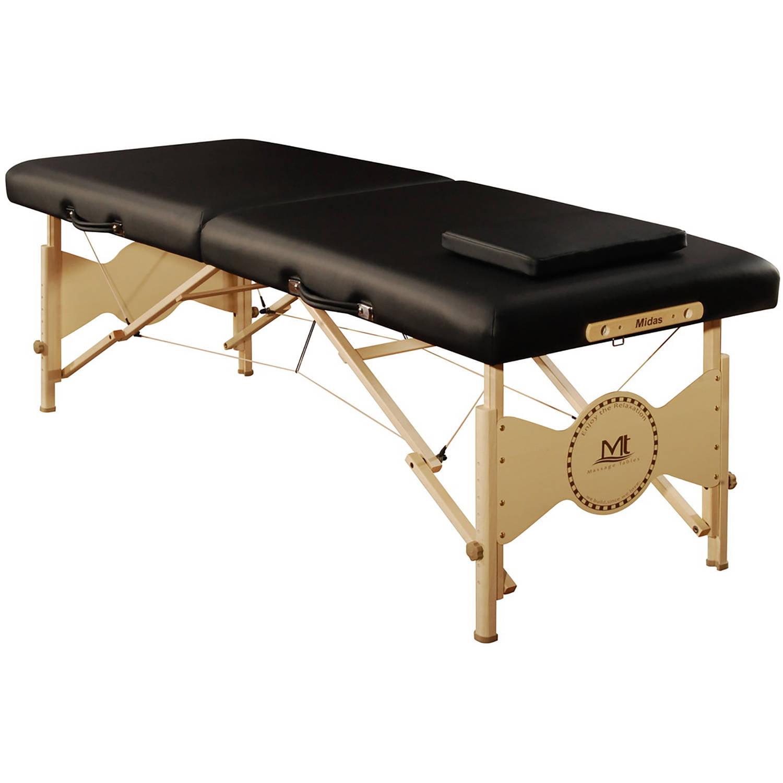 "MT Massage 28"" Midas Entry Massage Table"