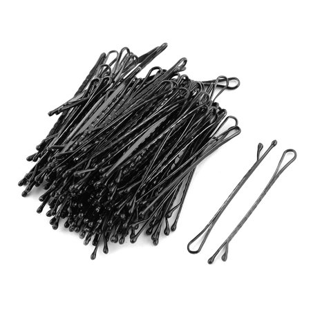 Women Lady Metal Hair Bobby Pin Barrette DIY Hairstyle Decor Black - 1970s Hairstyles For Women