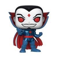 Funko POP! Marvel: Marvel Comics - Mr.Sinister (Metallic) - Walmart Exclusive