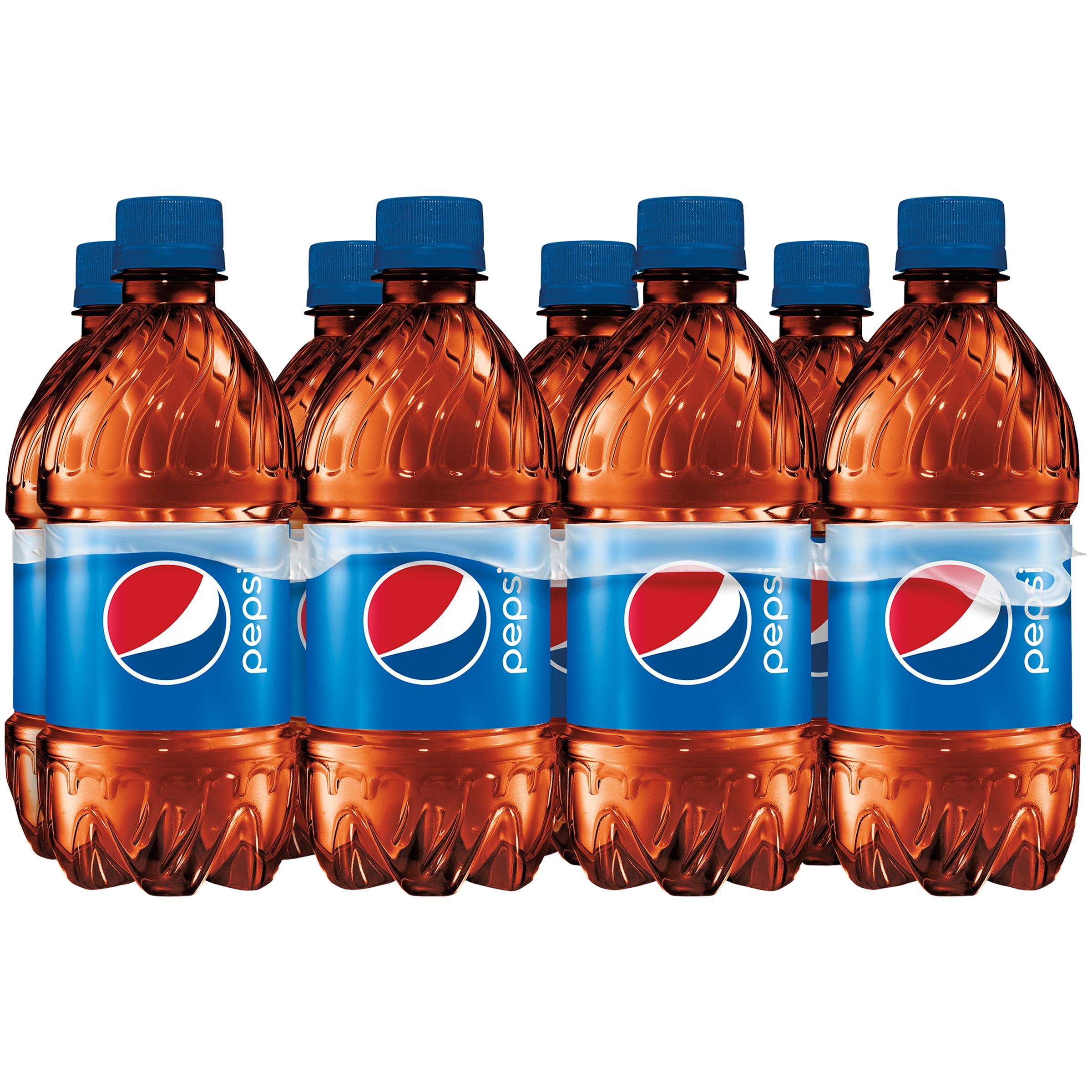 Pepsi? 8 Pack 12 fl. oz. Plastic Bottles