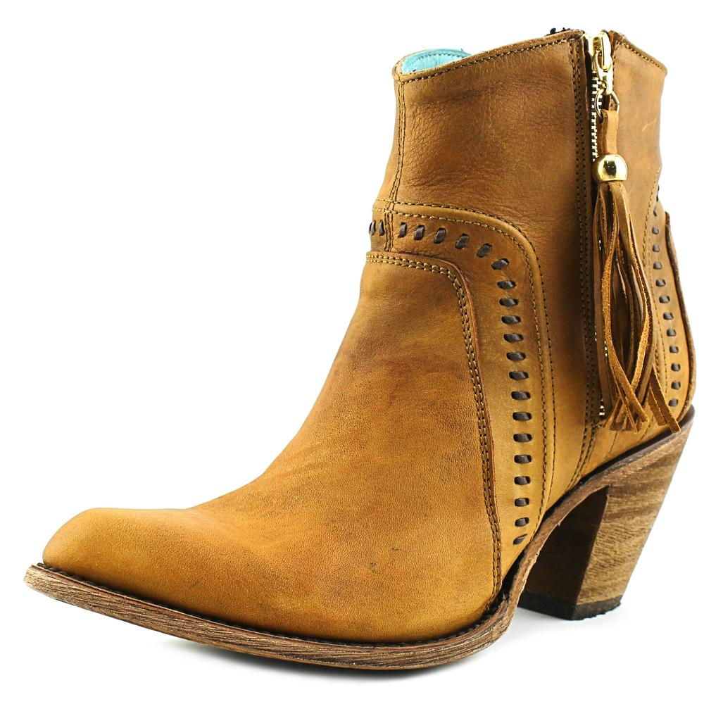Corral C2905 Women  Pointed Toe Leather Tan Western Boot