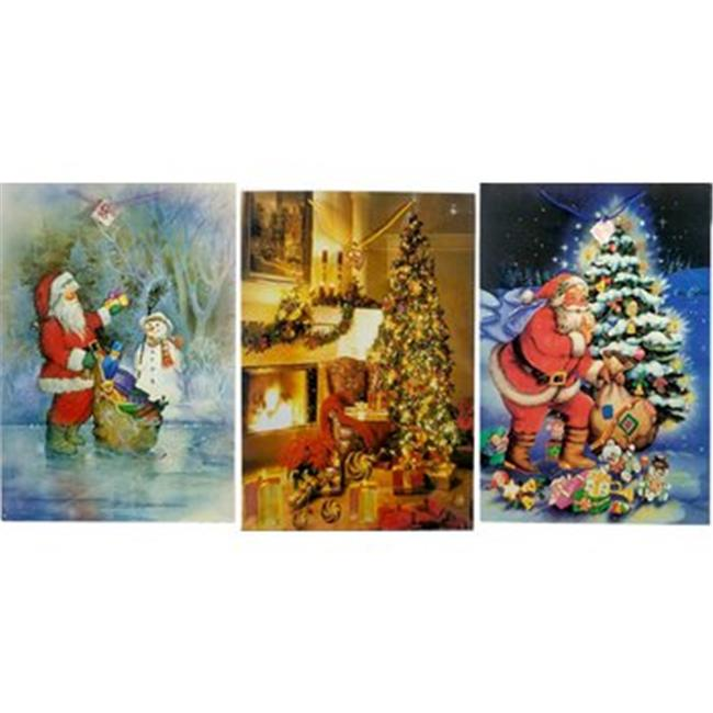 DDI 2282735 Christmas Gift Bags - Giant Case of 72