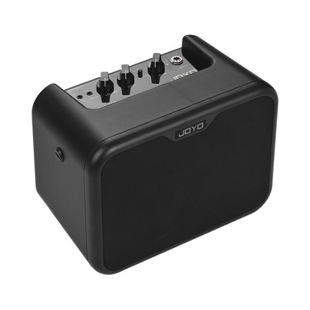 JOYO MA-10E Mini Portable Electric Guitar Amplifier Speaker 10Watt Amp OD/Clean Dual Channels with Power Adapter (Portable Guitar Amp)