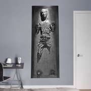 Fathead Han Solo: In Carbonite - Life-Size Officially Licensed Star Wars Removable Wall Decal