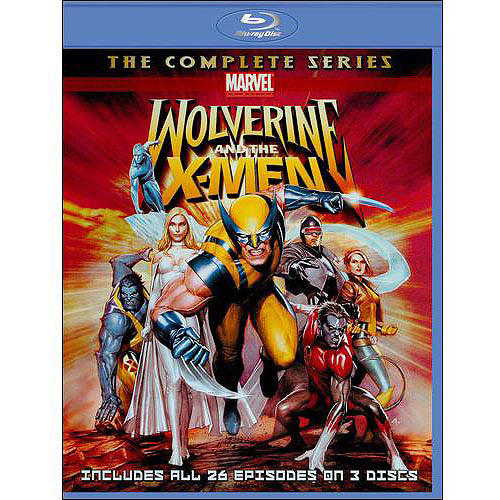 Wolverine And The X-Men: The Complete Series (Blu-ray) (Widescreen)