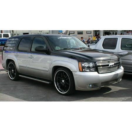 2007-2014 Chevrolet Suburban ATS Body Kit Bumper Fog Lamps Lights ()