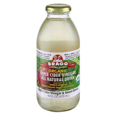 Bragg Organic Apple Cider Vinegar & Sweet Stevia All