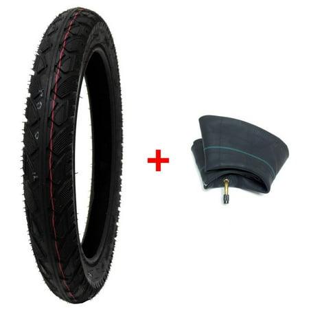 COMBO: Tire Size 12x2.125 + Inner Tube 12x2.125 Fits electric bikes Razor, Baja, Schwin stingray, Sun-L, X-treme -  MMG, ZZ_MGTEsi_12-2-125_P158