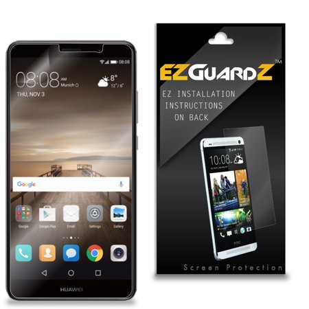 (2-Pack) EZGuardZ Screen Protector for Huawei Mate 9 (Ultra Clear)