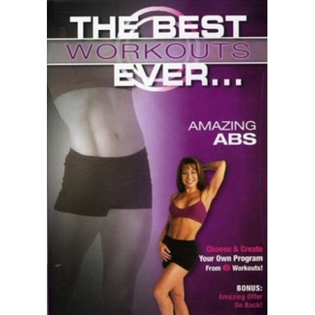 Best Workouts Ever: Amazing Abs (DVD)