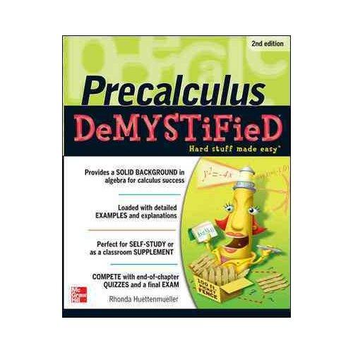Precalculus Demystified