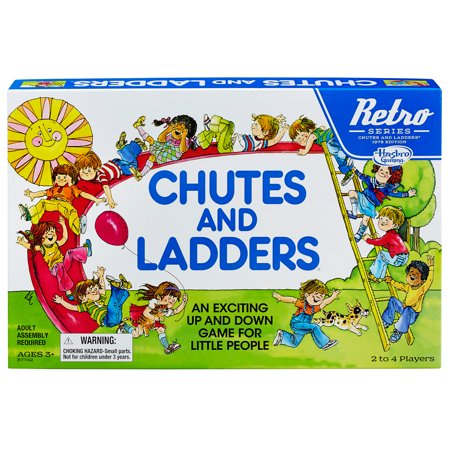 - Chutes and Ladders Game: Retro Series 1978 Edition