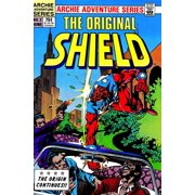 The Original Shield: Red Circle #2 - eBook