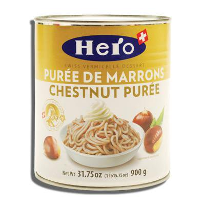 Chestnut Puree (Chestnut Puree (Hero) 900g)