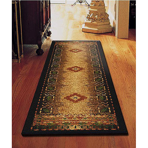 com long traditional clearance rug rugs red hallway dp area for runner narrow amazon runners new