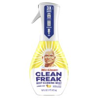 Mr. Clean Clean Freak Multi-Surface Spray Starter Kit, Lemon Zest