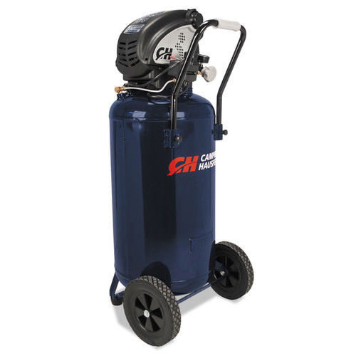Campbell Hausfeld DC260000 26-Gallon Oil-Free Vertical Portable Air Compressor by Campbell Hausfeld