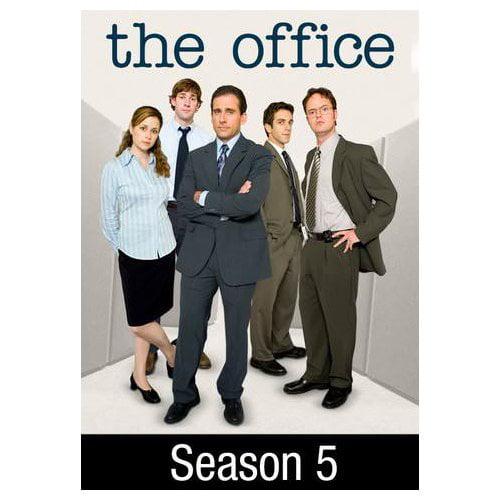 The Office: Season 5 (2008)