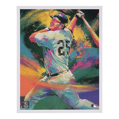 MLB - Jason Giambi New York Yankees All-Star 12x18 Lithograph