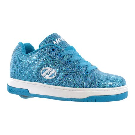 Split Disco Glitter5 Big Kid Us M SneakerBlue Heelys vm8wnN0