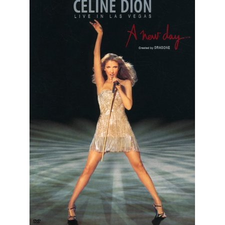 Celine Dion: A New Day, Live in Las Vegas (DVD)](Halloween Family Events Las Vegas 2017)