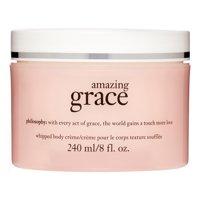 Philosophy Amazing Grace Whipped Body Cream, 8 Oz
