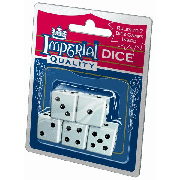 Patch Products Imperial Dice, 5pk