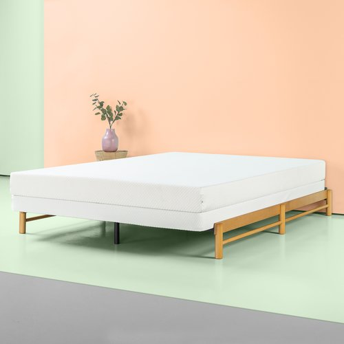 Alwyn Home Zadie Compact Bed Frame