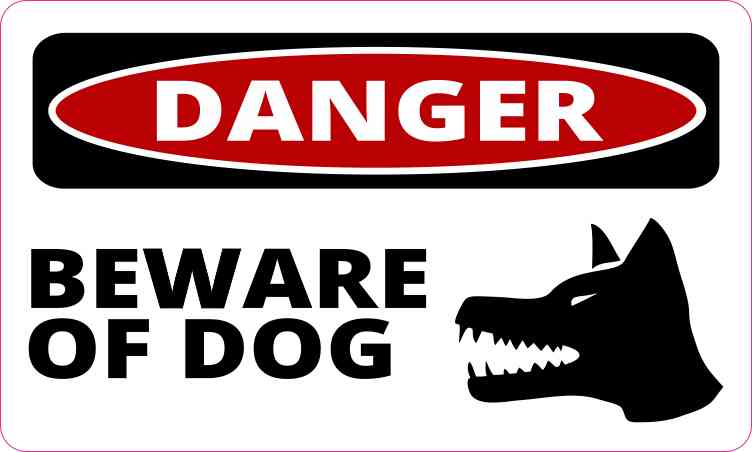 STICKERS d i t 5 2 X DOGS IN TRANSIT VEHICLE SIGNS MAGNETS //