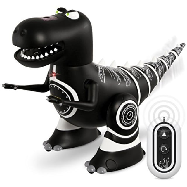 ELECTRIC DINOSAUR Fancy Toys WALKING ROBOT SOUND LIGHT KIDS MOVING TOY Figures
