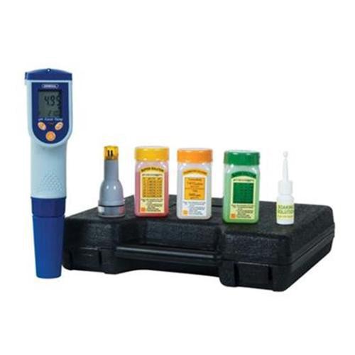 Complete Waterproof Self Calibrating Micro Processor Kit:ph, Mv, Temp, Cond, Tds, Salt