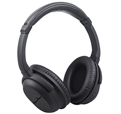 Liwithpro Active Noise Cancelling Bluetooth Headphones Wi...