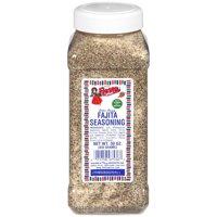 Fiesta Brand Fajita Seasoning Spice, 30 oz jar