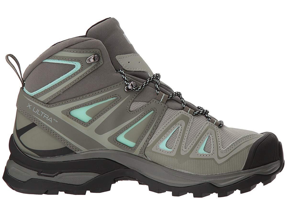 salomon men's x ultra 3 mid gtx shoe review leather walker