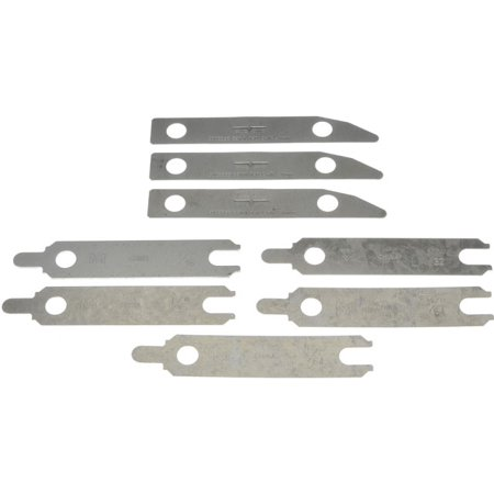 C1 C2 C3 C4 Corvette 1953-1994 Starter Alignment Shim Kit