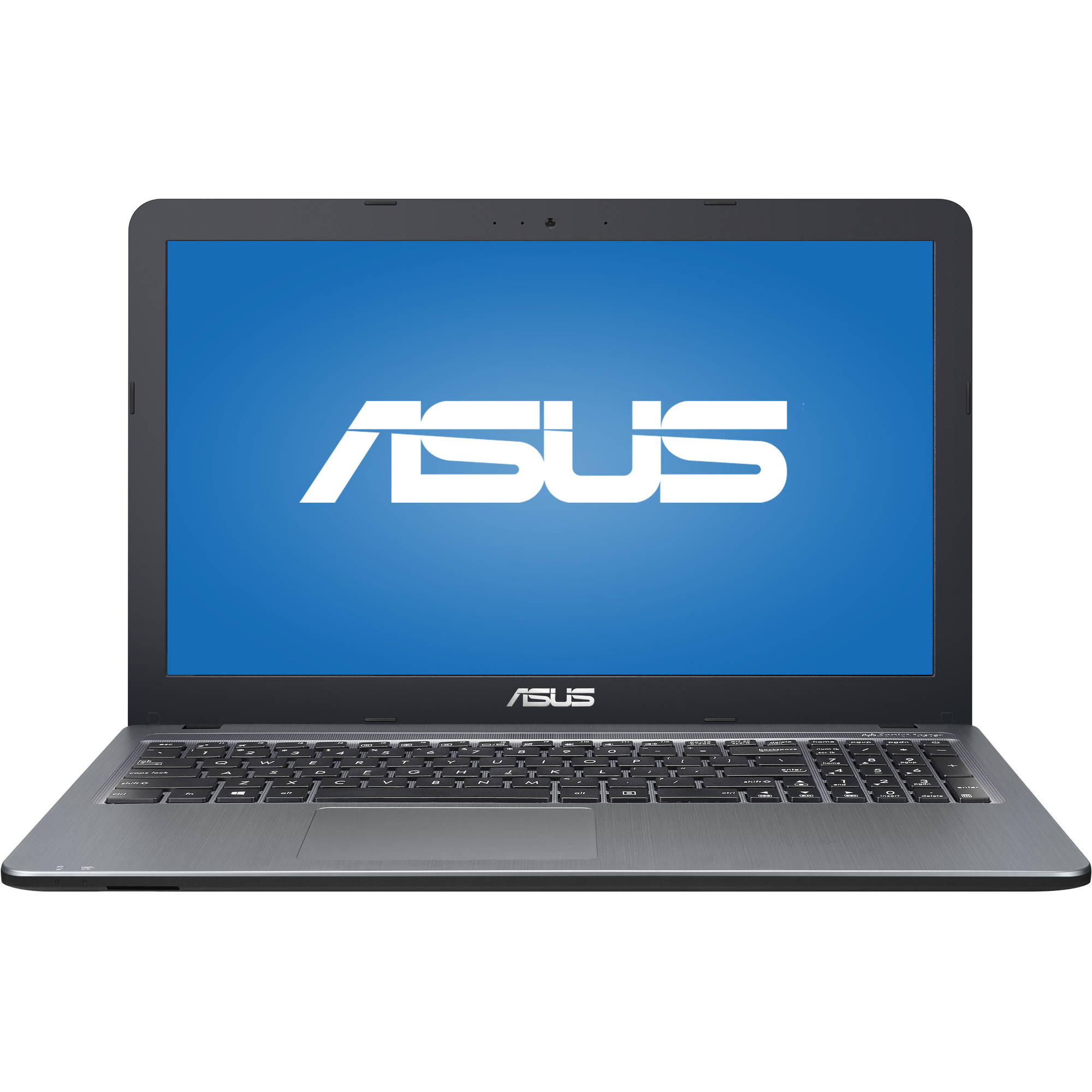 "ASUS X540SA-RBPDN09 Notebook Computer 15.6"" HD, Intel N3710, SMDVDRW, 802.11n, Windows 10, UMA, 4GB, 1TB"