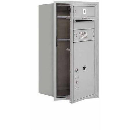 Salsbury Industries 4C Horizontal Mailbox 8-Door High Unit (30.5
