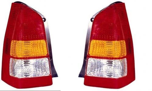 Left Rear Genuine Mazda EC01-51-180D Lens and Body