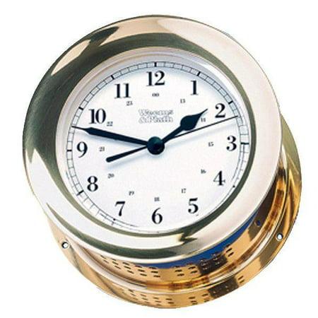 Atlantis Clock - Weems and Plath Atlantis Quartz Clock